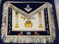 Shrine Custom Master Mason Apron