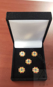 Scottish Rite Shirt Studs