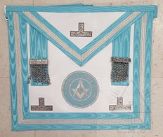 Irish Past Masters Apron
