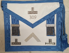 Masonic Lodge officers aprons