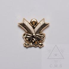 Lodge  Secretary Lapel pin