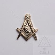 Masonic Lodge Junior Deacons Lapel Pin