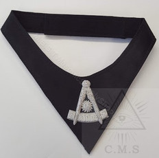 Masonic Past Master Cravat