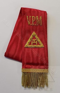 Royal Arch Virtual Past masters degree