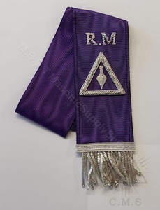 Royal Master Degree  Bible marker