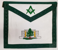 Tall Cedars Of Lebanon Apron
