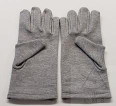 Grey  Dress Gloves