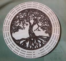 Tree of Life  Crib Board