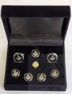 Masonic Cuff Link set