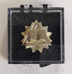 Masonic Lodge Chaplains lapel Pin