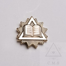 Masonic Lodge Chaplains lapel Pin