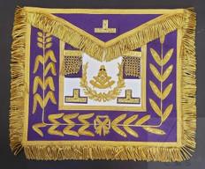 Masonic Grand Masters Apron