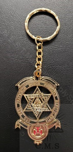 Royal  Arch Key Chain