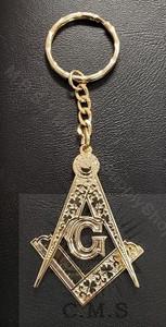 Masonic  Key Ring