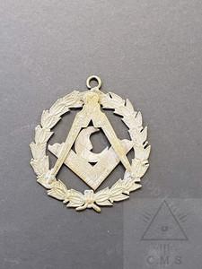 Vintage  Grand Officer Medal   J.W