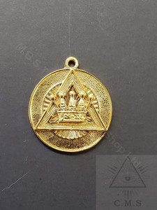 Royal Arch Jewel  Medal