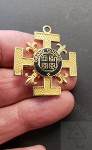 Scottish Rite Grand Council Jewel