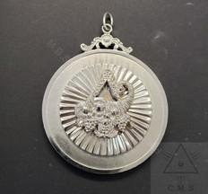 Grand Stewards Collar Jewel  Silver