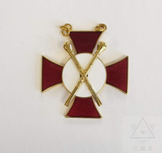 Knight Templar Officers Jewel