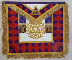 Masonic Collectible  Apron   108   Royal Arch Grand Chapter Apron