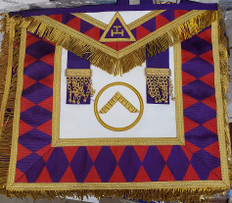 Masonic Collectible  Apron   109   Royal Arch Grand Chapter Apron