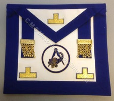 Masonic Collectible  Apron   115