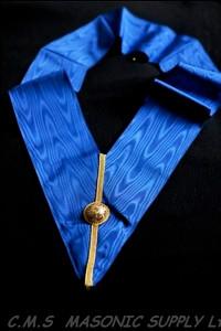 Grand Lodge Collar with Globe
