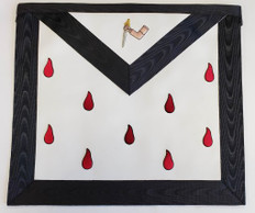 Scottish Rite 9th Degree  Collectible Apron