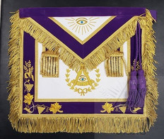 Grand Lodge Apron  -33