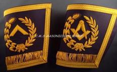 Grand Lodge Cuffs