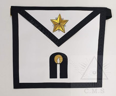 Scottish Rite  9th Degree Apron  Elu of the Ninth
