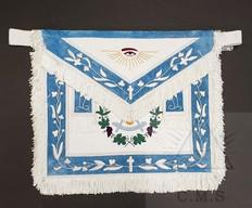 Past Masters apron