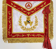 New York  Royal Arch Grand Chapter Aprons- HP
