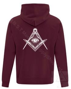 Masonic Fleece Hoodie