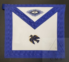 Masonic Collectible  Apron   140