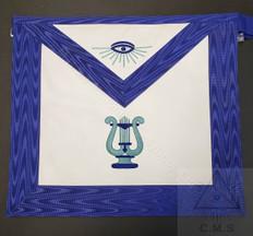 Masonic Organist (Musician)   Apron