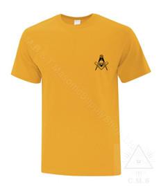 Masonic Skull Tee Shirt