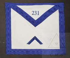 Masonic Officers Apron set