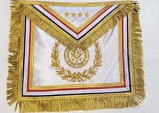 Veterans  Post Commander Apron