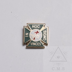 York Rite Lapel pin