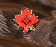 Lapel pin Maple Leaf