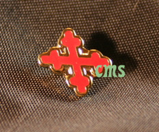 Knight Templar Perceptors Cross