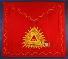 Scottish Rite 13th Degree Apron