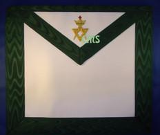 Allied Masonic Member Apron