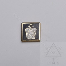 Mark Mason  Kope Stone Lapel Pin