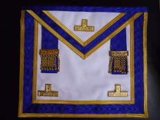 Centennial PM apron Royal Blue