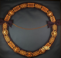 Grand Lodge Chain Collars