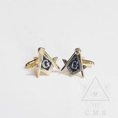 Masonic Cuff links