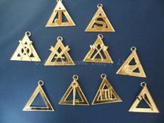 Royal Ark Mariner Jewels