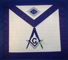 Master Masons Apron with Eye